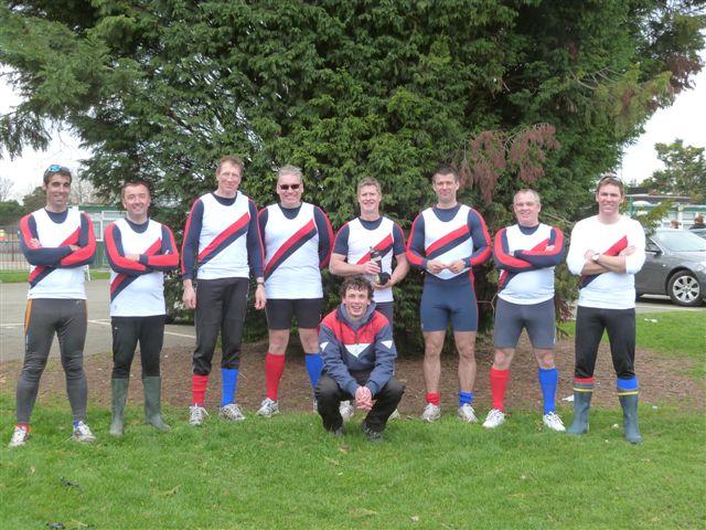 The Crew - Vets Head 2012